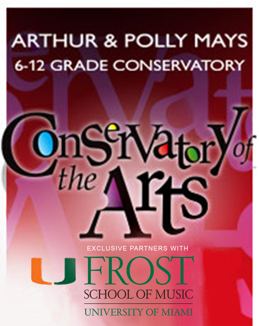 Arthur & Polly Mays Conservatory of the Arts